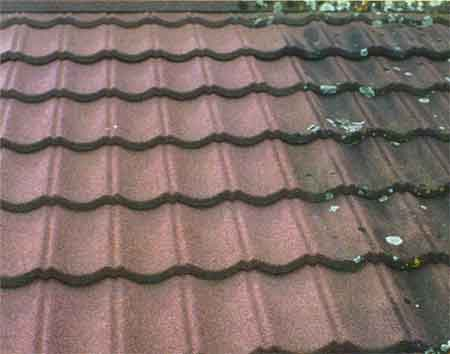 Cleaning Decramastic Tile Roofs Promain Roofing